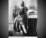 יהודי עטוף טלית במאה ה- 19